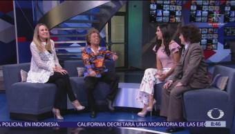 'Luis Miguel' y 'Luisito Rey' visitan Al Aire