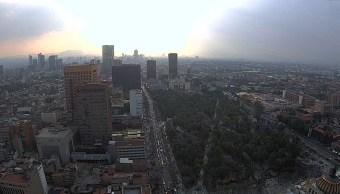 Foto: Se registra mala calidad de aire en el Valle de México., 31 marzo 2019