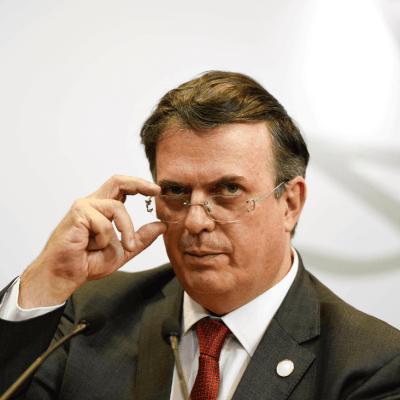 Ebrard: Relaciones con España se mantendrán cordiales y vigorosas