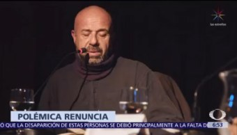 Mario Bellatin deja dirección del FONCA por motivos de salud