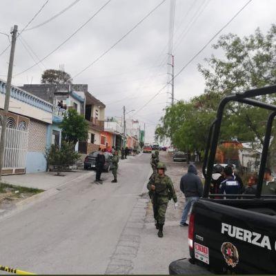 Matan a un menor y un adulto en un taller mecánico de Monterrey, NL