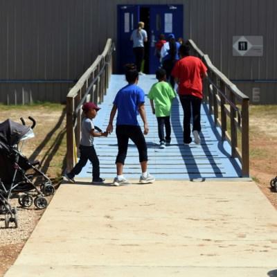 Gobierno de Trump pedirá autorización para deportar a menores no acompañados