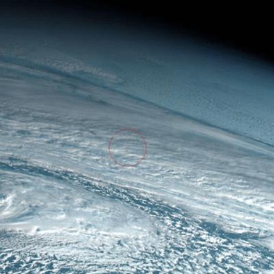 Meteoro produce explosión en el Pacífico más potente que una bomba atómica