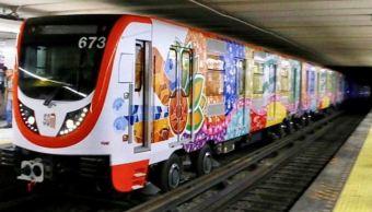 Foto: Los trenes fueron fabricados con mano de obra mexicana y ensamblados en el país, el 16 de marzo de 2019 (Cuartoscuro)