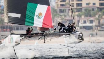 Foto: México presente en Extreme Sailing por primera vez 1 marzo 2019