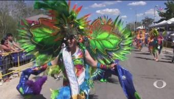 Foto: Carnavales México Mundo 4 de Marzo 2019