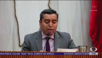Morena expulsa al diputado Juan Carlos Leal en Nuevo León