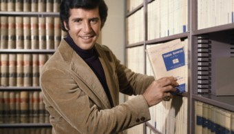 Foto: El actor Jed Allan en1972-1973, marzo 10 de 2019 (Getty Images)