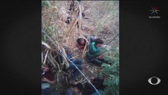 Foto: Mueren Migrantes Accidente Carretero Chiapas 7 de Marzo 2019
