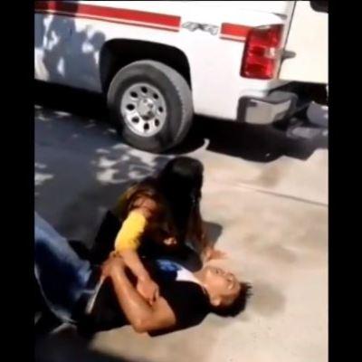 Video: Mujer apuñala a novio en motel de Iguala, Guerrero, y le pide perdón