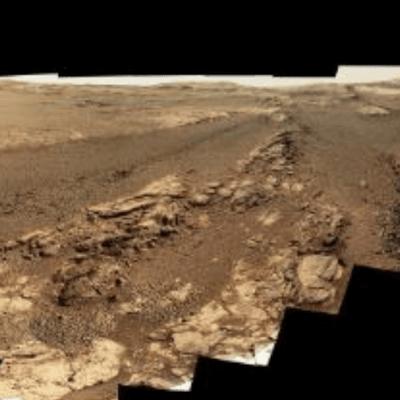 NASA muestra última panorámica de Marte tomada por Opportunity