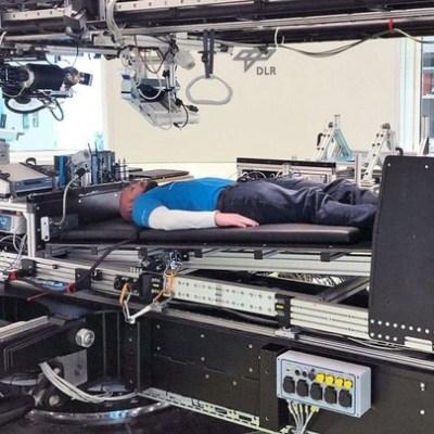 NASA ofrece 19 mil dólares por estar en cama durante dos meses seguidos