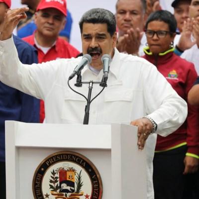 Maduro atribuye apagón en Venezuela a ataque cibernético de EU