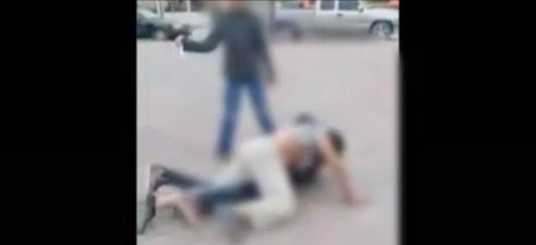 Foto Niño intenta apuñalar a otro durante una riña en Nuevo León 19 marzo 2019