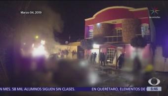 No han encontrado a 'El Marro' en Santa Rosa de Lima