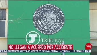 FOTO: No llegan a acuerdo por accidente en Santa Fe, 2 marzo 2019