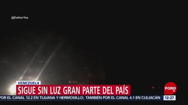 FOTO: Nuevo apagón afecta varias ciudades de Venezuela, 30 Marzo 2019