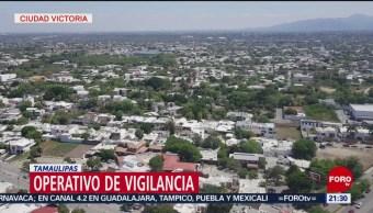 FOTO: Operativo de vigilancia en Tamaulipas, 24 Marzo 2019