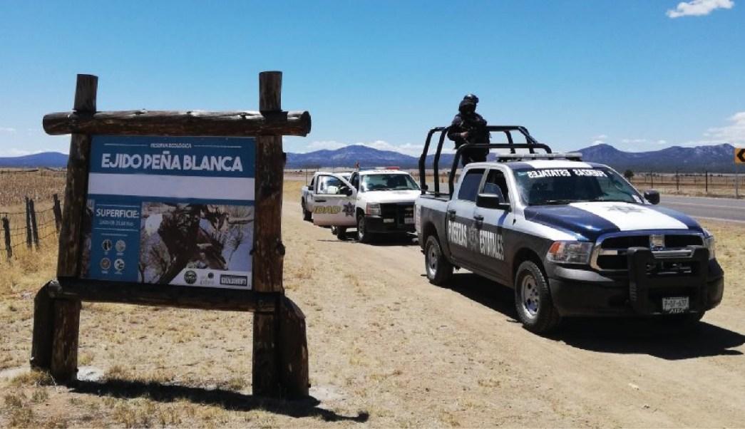 Foto: Operativo por agresión a policías en Chihuahua, 8 de marzo 2019. Facebook-Comisión Estatal de Seguridad Chihuahua