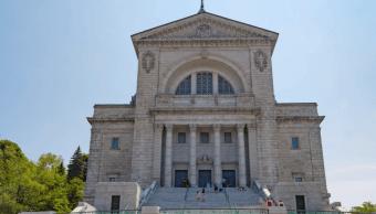 Foto: Oratorio Saint Joseph's Oratory en Montreal, marzo de 2019, Canadá