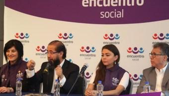 PES urge a Tribunal Electoral a definir si recupera registro