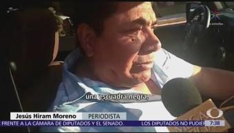 Periodista sobrevive a ataque en Salina Cruz, Oaxaca