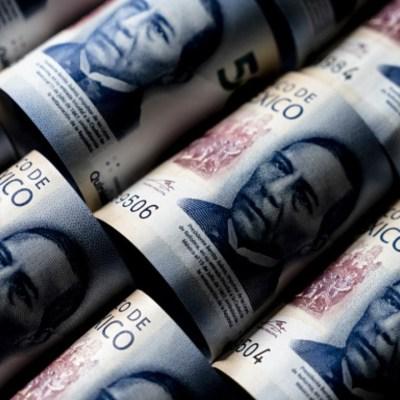 Dólar se vende en 19.46 pesos en bancos de la capital