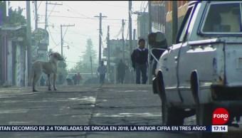Foto: Pobladores de sitios aledaños al volcán Popocatépetl demandan que mejoren las rutas de evacuación en caso de emergencia y que haya más información de las autoridades