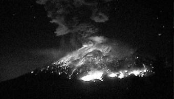 cenapred eleva semaforo de alerta volcanica a amarillo fase 3