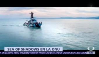 Presentan ante ONU el documental Sea of shadows