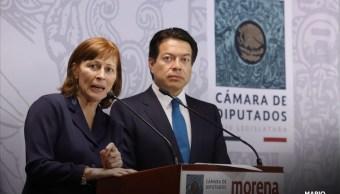 Foto: Morena propone bajar 50% financiamiento a partidos políticos 6 marzo 2019