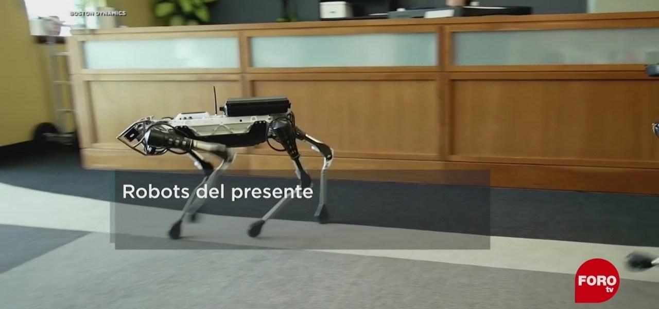 FOTO: Qué tipos de robots existen en el presente, 16 marzo 2019