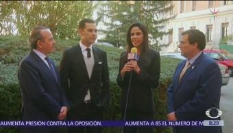 Rafa Márquez se despide de las canchas con Scholas México