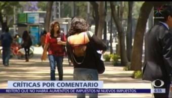 Regidor de Morelia propone toque de queda para mujeres