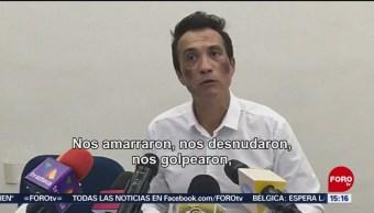 Foto: Renuncia secretario de Turismo de Colima tras presunto asalto