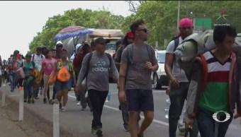 Foto: Recorrido Caravana De Migrantes México 28 de Marzo 2019