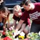 Foto: Rinden tributo a víctimas de masacre en Parkland, 14 de febrero de 2019, Florida