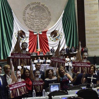 Diputados aprueban Revocación del Mandato; es un paso hacia reelección de AMLO, afirma oposición