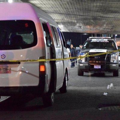 Choferes de transporte público en Tecámac y Ecatepec denuncian extorsiones