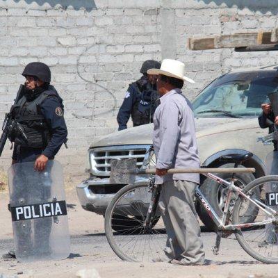 Santa Rosa de Lima regresa a la normalidad tras operativo