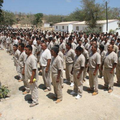 Trasladan a reos de Islas Marías a penal en Coahuila