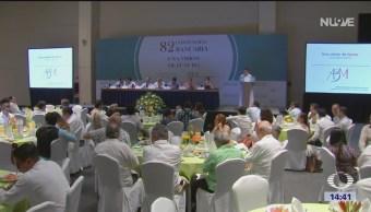 Foto: Se realiza la primera Convención Bancaría bajo el gobierno de AMLO