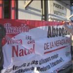 Foto: Sección 22 CNTE Bloquean San Lázaro 26 de Marzo 2019