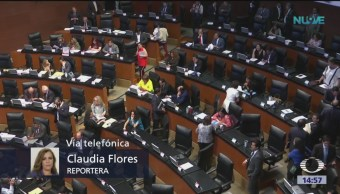 Foto: Senado aprueba terna para ministra de la SCJN