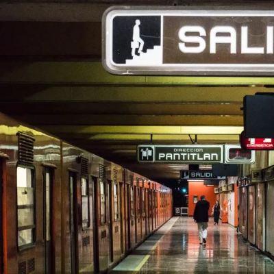 Claudia Sheinbaum considera ampliar horario del Metro hasta la madrugada
