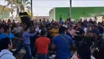 Foto: reunión de la CNTE en Michoacán. 26 de marzo 2019. FOROtv