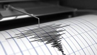 se registra sismo con epicentro en oaxaca