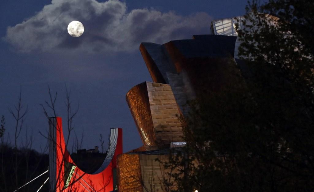 Así se vivió la última superluna del 2019