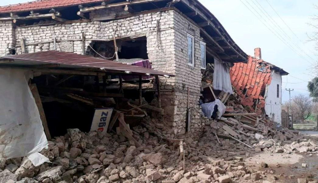 Sismo de magnitud 5.5 grados sacude Turquía