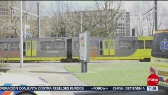 FOTO: Tiroteo en tranvía de Holanda deja tres muertos, 18 marzo 2019